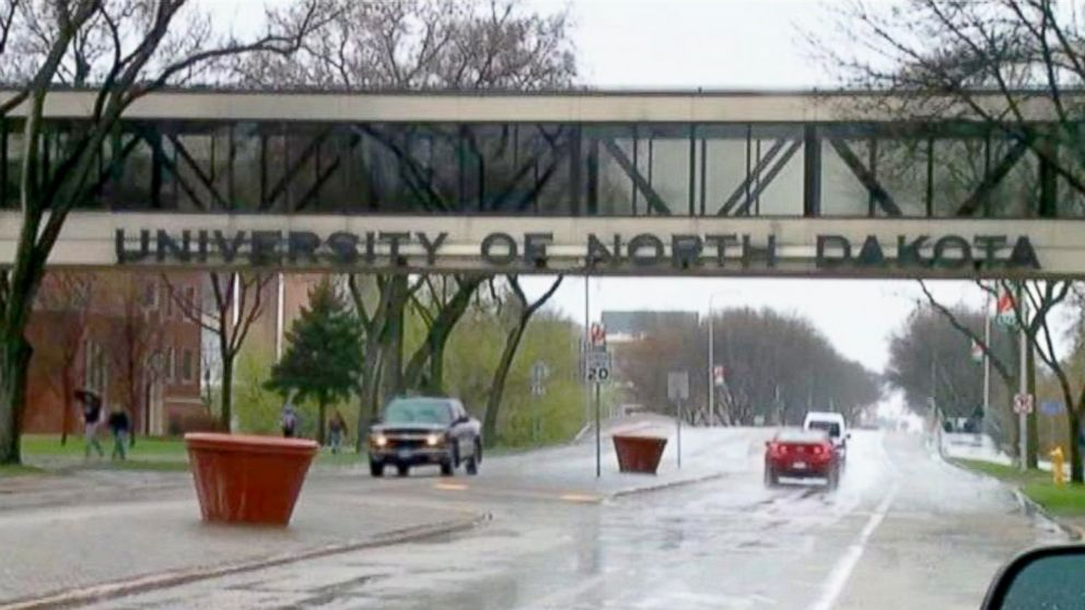 Students have been criticized for wearing offensive apparel at the University of North Dakota's Springfest.