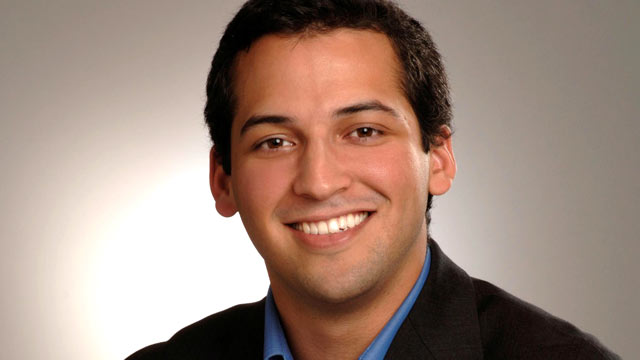 PHOTO: Nick Schifrin is an ABC News correspondent in London.