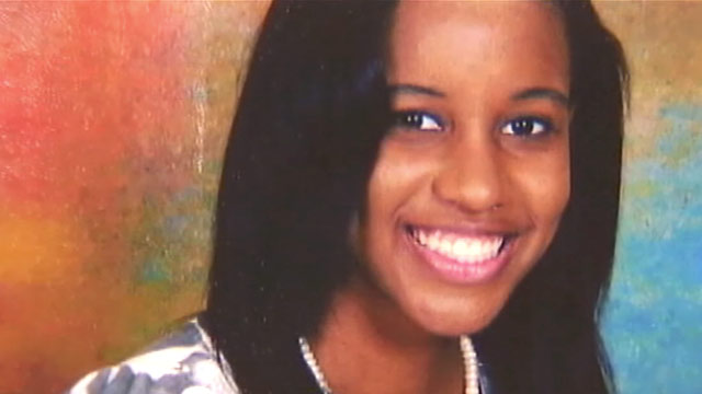 PHOTO:The body of Phylicia Barnes, who was missing since December, is believed to have been found on April 21, 2011.