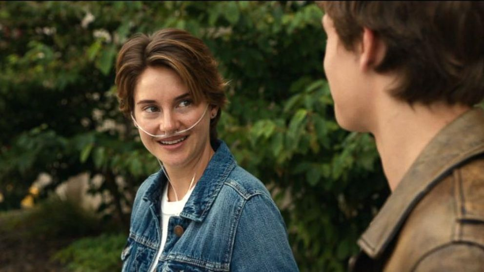 the fault in our stars actresses on tackling emotional