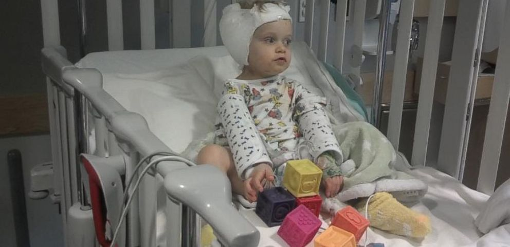 VIDEO: Deaf Toddlers Recovery After Second ABI Surgery