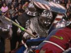 In Medieval Combat, Knights Battle for Glory