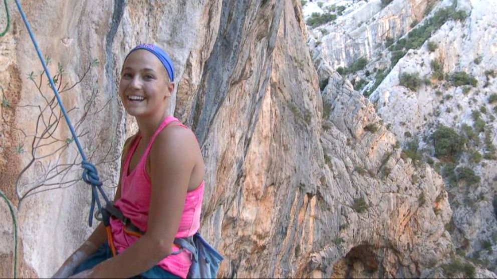 Rock Climbing Champ's Mission to Conquer Terrifying Ascent