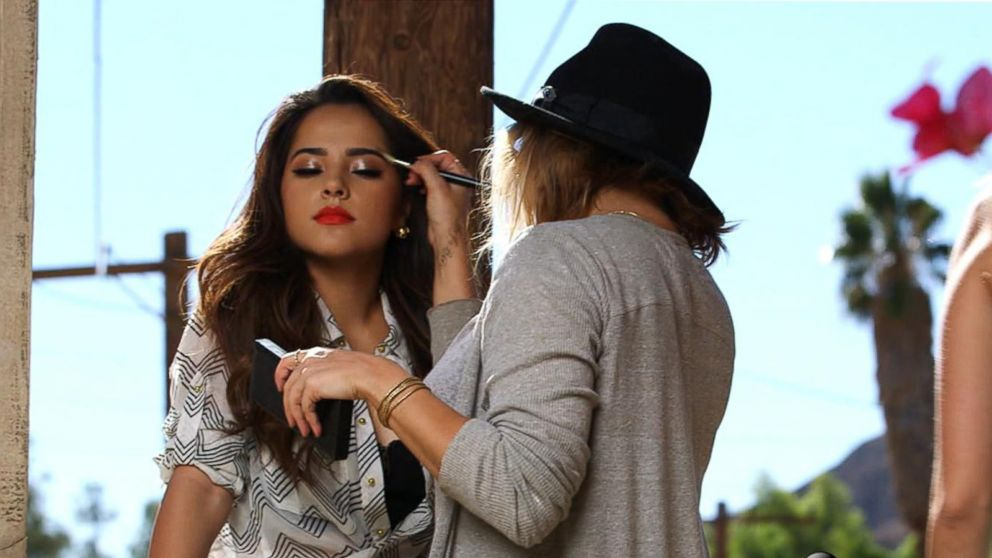 Becky G Inside The Making Of A Pop Princess Video Abc News