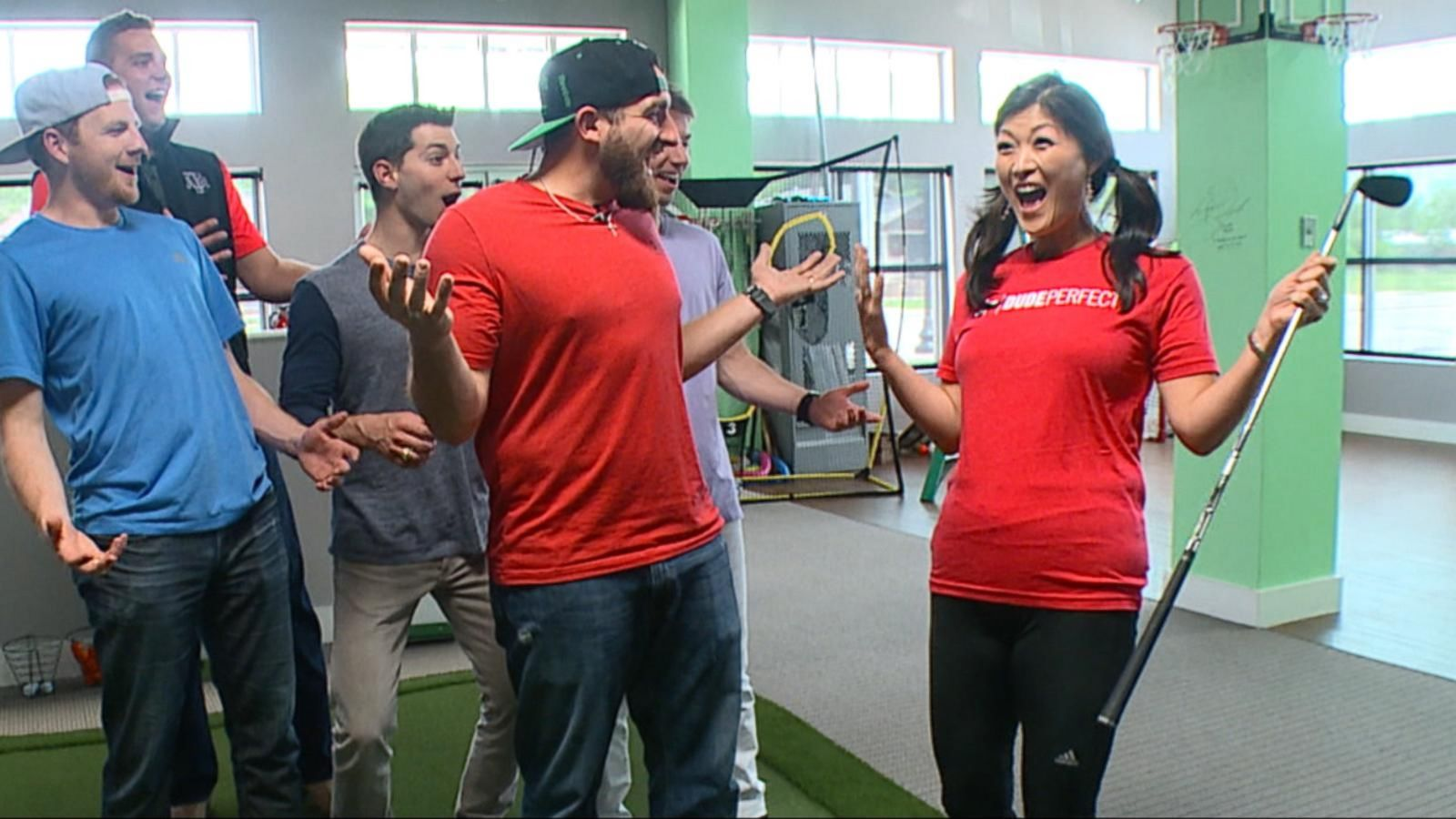 How The Stars Behind Dude Perfect Made Youtube Their Day Job Abc News