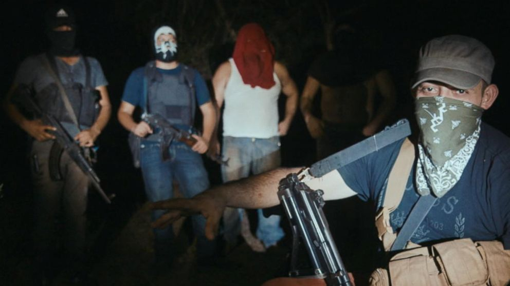 39 cartel land 39 explores deadly consequences of illegal drug trade video abc news. Black Bedroom Furniture Sets. Home Design Ideas