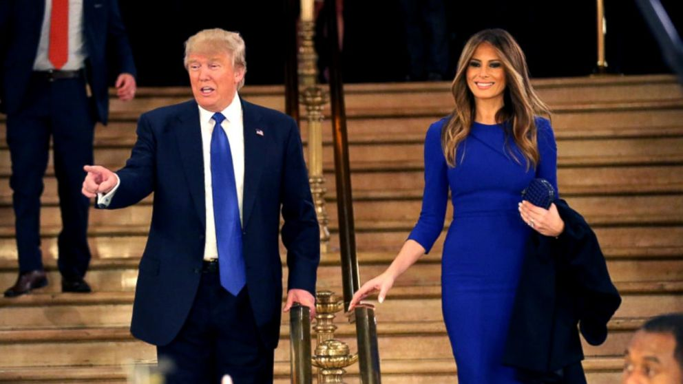 69f91a7a213 Ex-Boyfriend of Donald Trump's Wife Melania Says She Was Never a ...