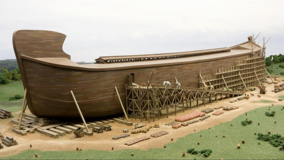 Massive Full-Scale Version of Noah's Ark Comes to Life in Kentucky - ABC  News