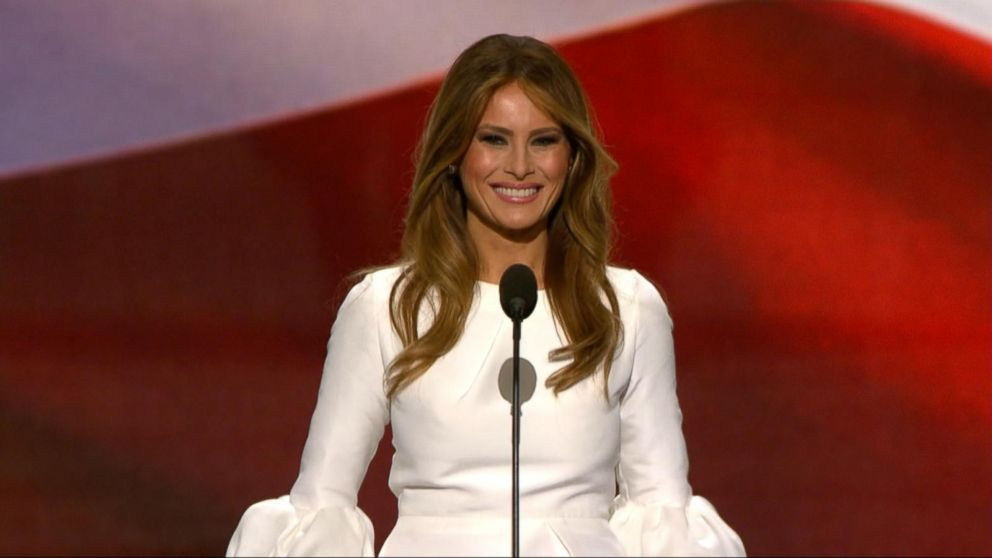 The Naked Truth About Melania From the