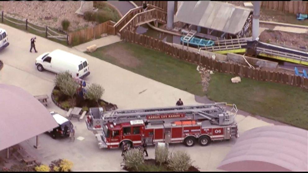 Kansas Water Park Witness Describes 'Horrific Scene' After