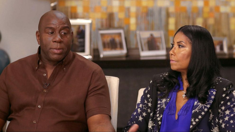 Cookie Johnson: 'I Fell to My Knees' When Magic Revealed His HIV
