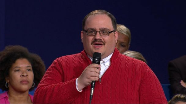 The Internet Thinks Undecided Voter Ken Bone Is the Debate's Real Winner