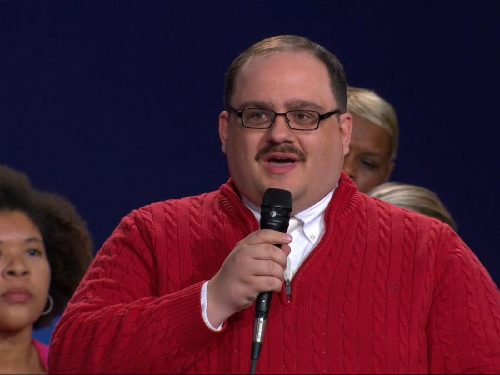 The Internet Thinks Undecided Voter Ken Bone Is the Debate's Real Winner
