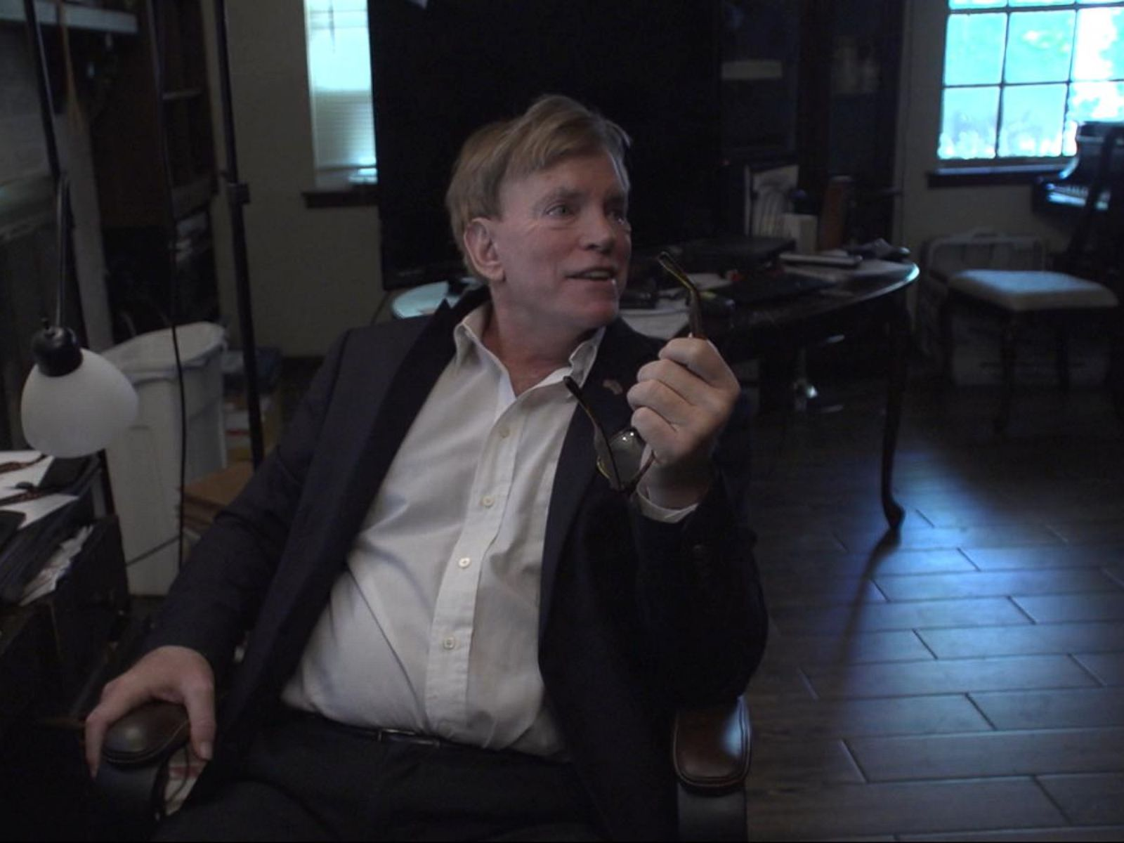On the Campaign Trail with Former KKK Leader David Duke