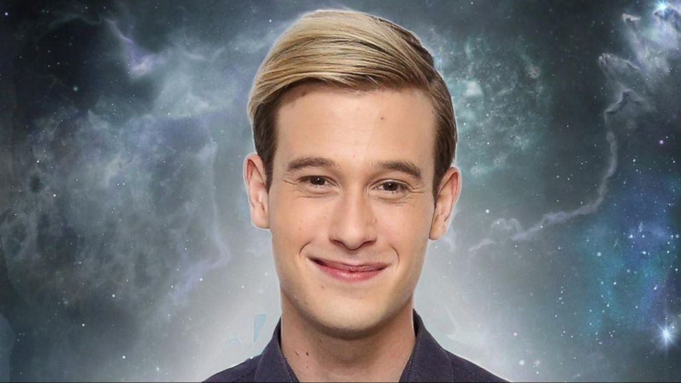 b0de5d69ad15 Hollywood Medium  Tyler Henry Behind the Scenes Video - ABC News