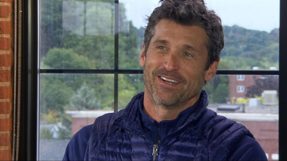 Patrick Dempsey On His Year After Greys Anatomy And Still Being