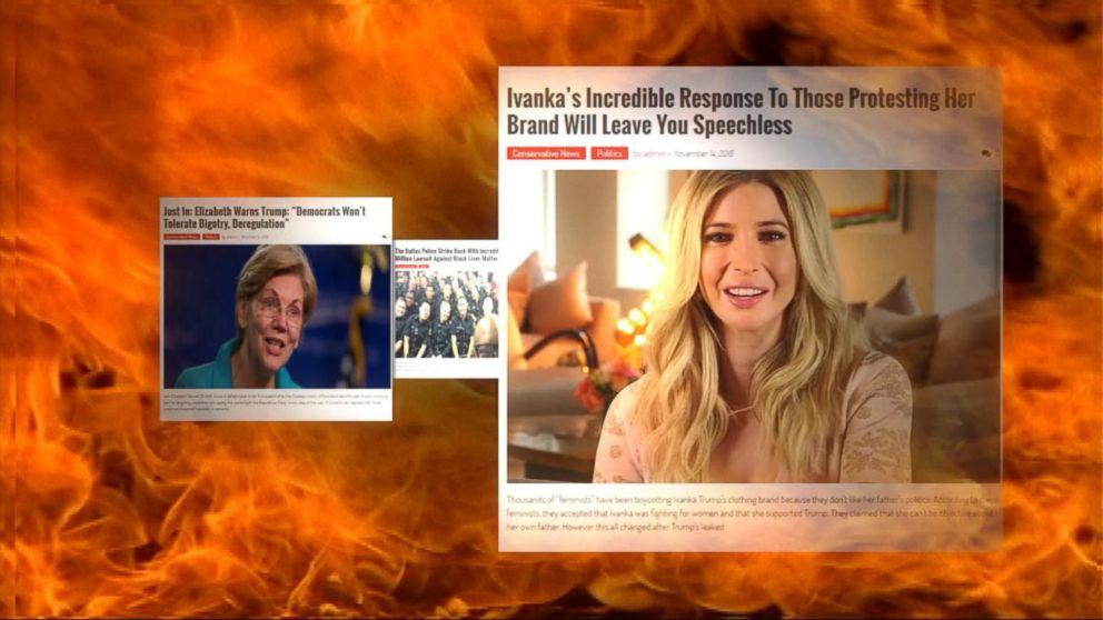 When Fake News Stories Make Real News Headlines - ABC News