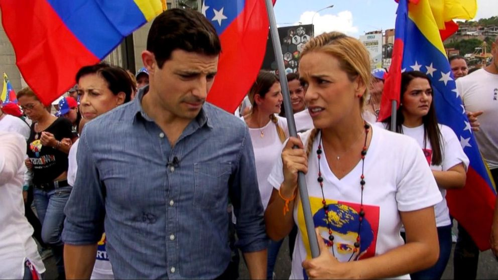 Inside Venezuela's repressive regime, part 2 Video - ABC News