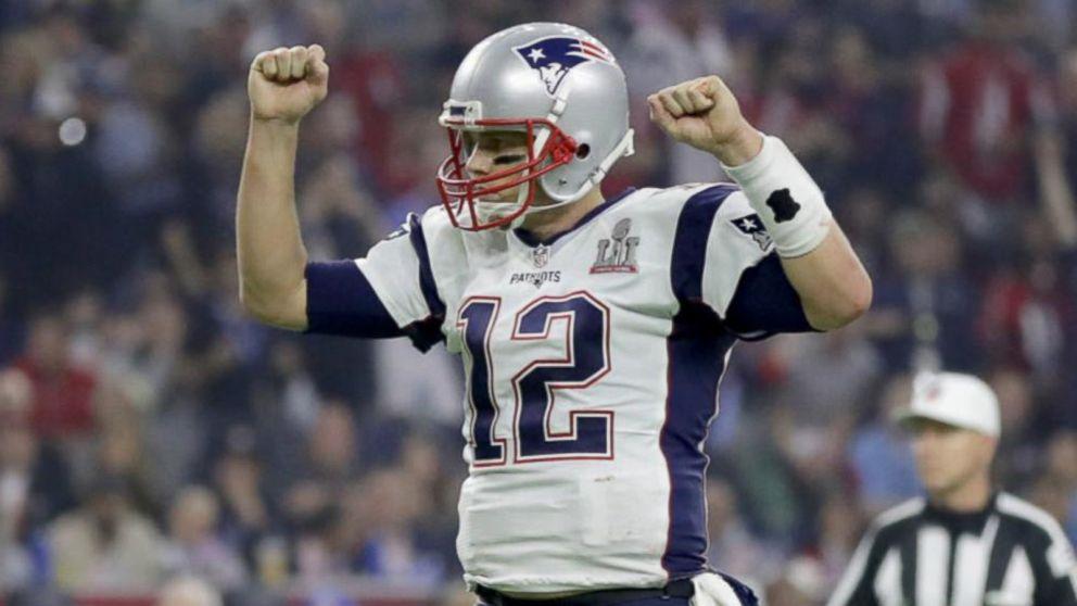 Tom Brady's missing Super Bowl jersey valued at $500K - ABC News