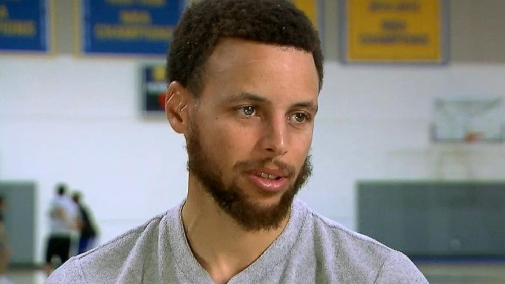 Steph Curry Says He S Ready For Nba Finals Redemption Got Carried Away With Playoff Beard Abc News