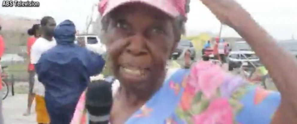 VIDEO: Harrowing stories of surviving Hurricane Irma in ravaged Caribbean