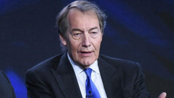 Charlie Rose fired from CBS after sexual misconduct allegations