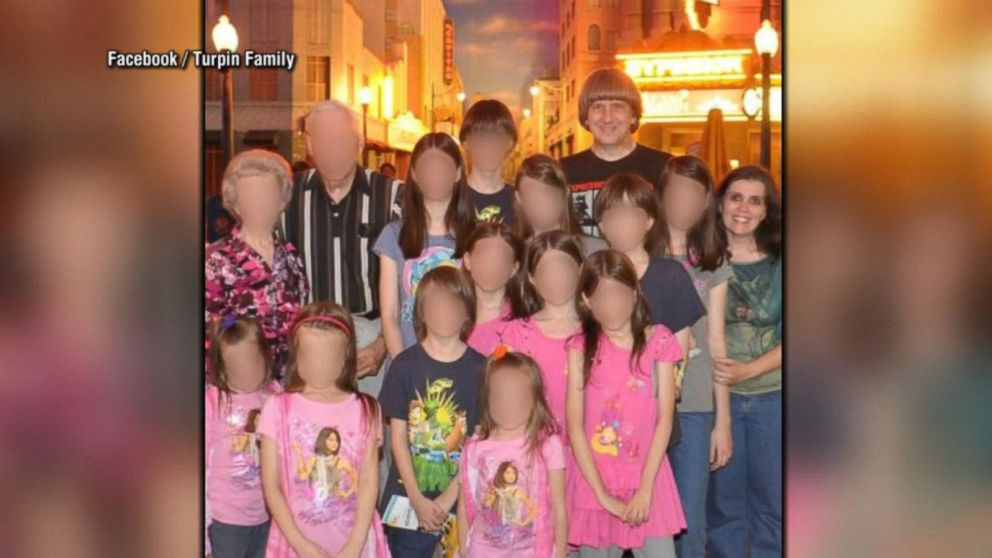 13 siblings held captive 'hopeful that life will get better
