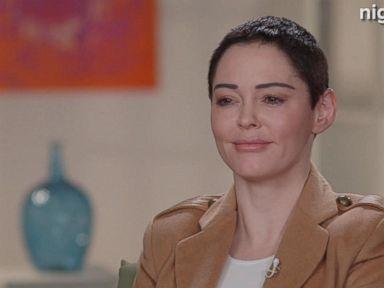 VIDEO: Rose McGowan on Alyssa Milanos #MeToo work: Shes a lie