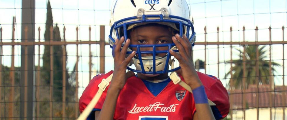 VIDEO: These kids are catching the attention of football recruiters even before high school
