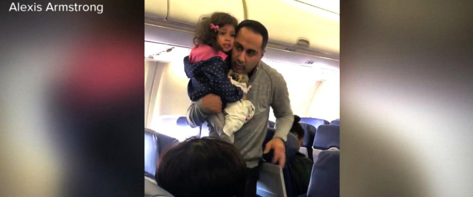 VIDEO: Unfriendly skies: Dad, toddler kicked off of flight, and other recent airline issues