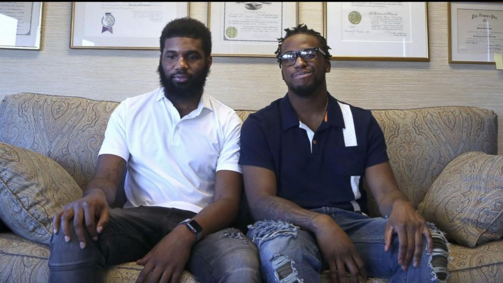 Men arrested at Starbucks were there for business meeting hoping to change 'our lives'