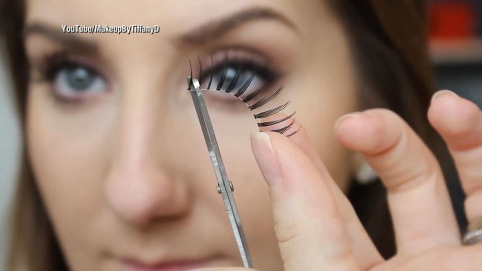 16a402354d0 How false eyelashes have become a must-have, everyday accessory and ...