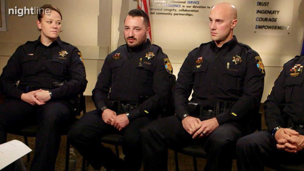 VIDEO: Officers body cams show inside horrific Colorado apartment attack