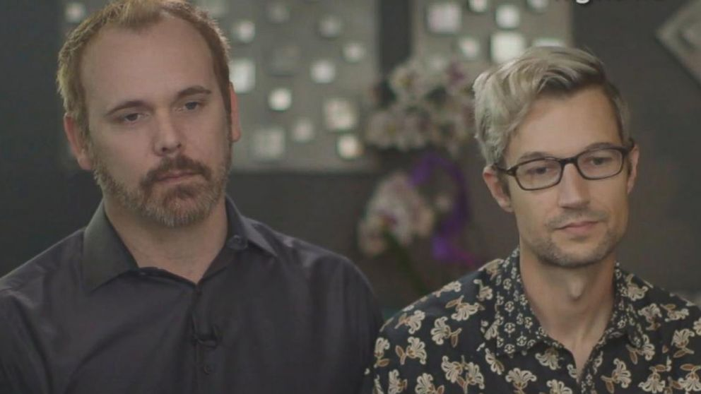 VIDEO: Gay couple in SCOTUS decision describe moment baker refused to make wedding cake