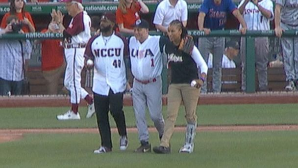 Steve Scalise and Capital police take the field