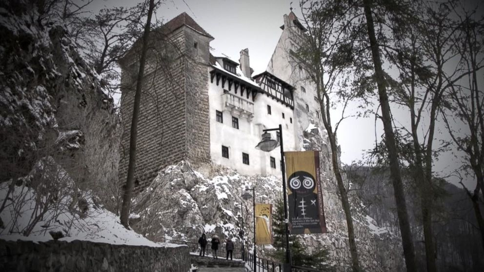 The Business Of Count Dracula A Visit To Draculas Castle In - Live-bran-castle-pictures