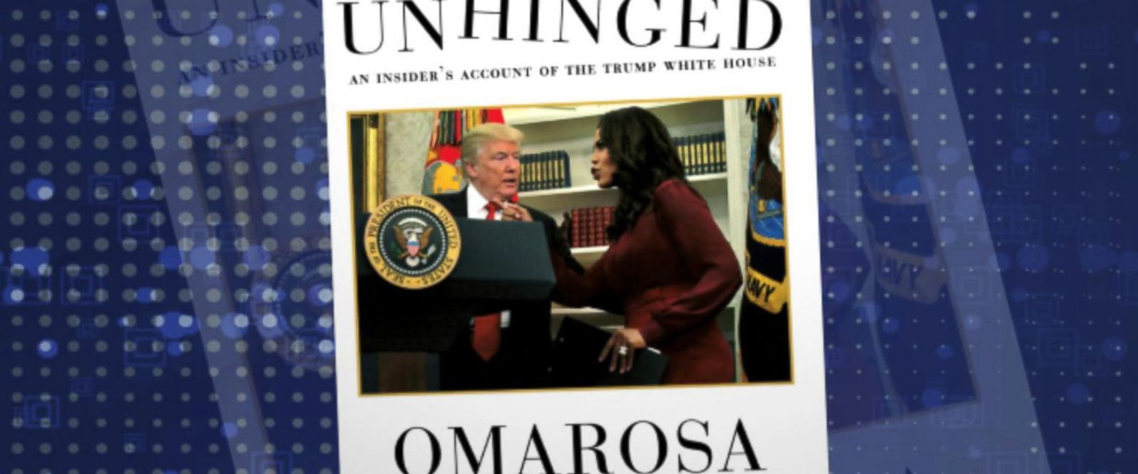 VIDEO: Omarosa says Trump trying to 'silence' her as campaign files arbitration against her