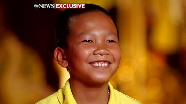 After rescue from Thai cave, Coach, boys share message to the world: Part 2