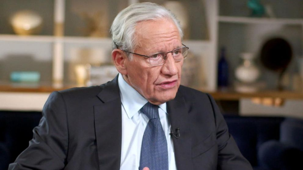 VIDEO: Bob Woodward on Fear, his new book that has President Trump enraged