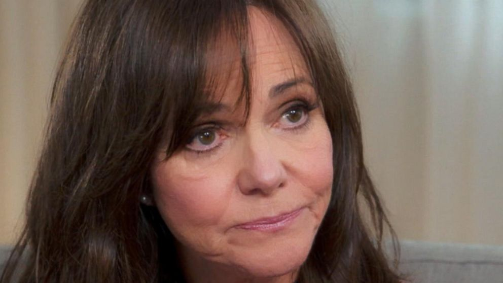 VIDEO: Sally Field reflects on her past in new memoir, In Pieces