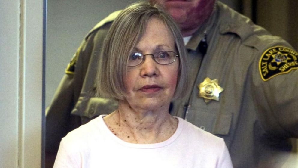 VIDEO: Kidnapping survivor Elizabeth Smarts captor Wanda Barzee to be released from prison