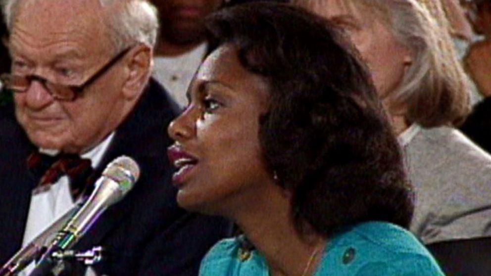 VIDEO: Before Christine Blasey Ford, there was Anita Hill, who upended a SCOTUS nomination