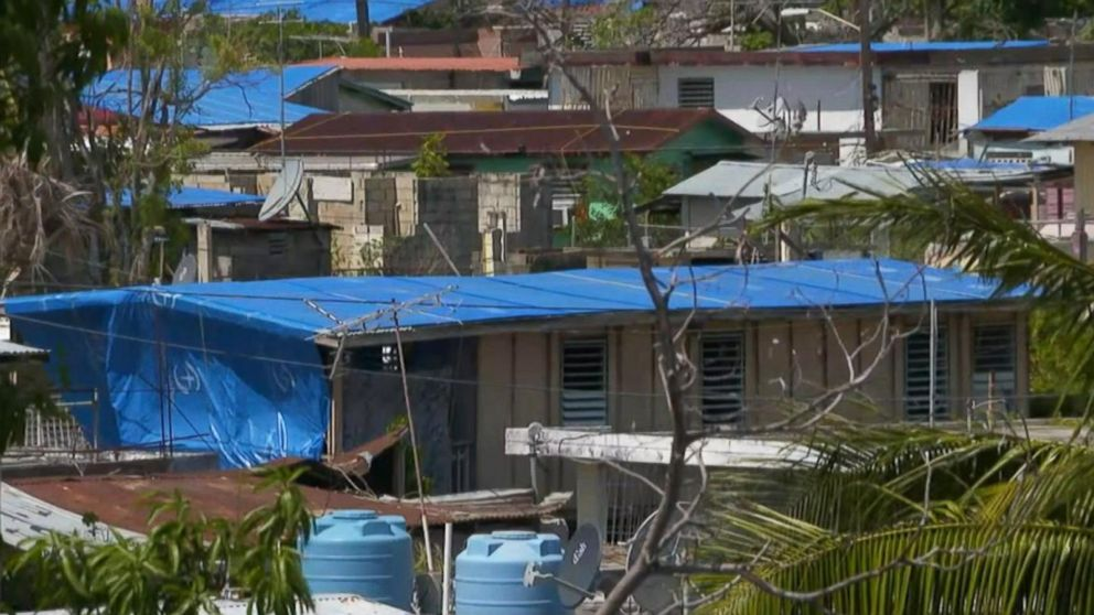 VIDEO:  One year after Maria: On the ground in Puerto Rico as recovery efforts continue