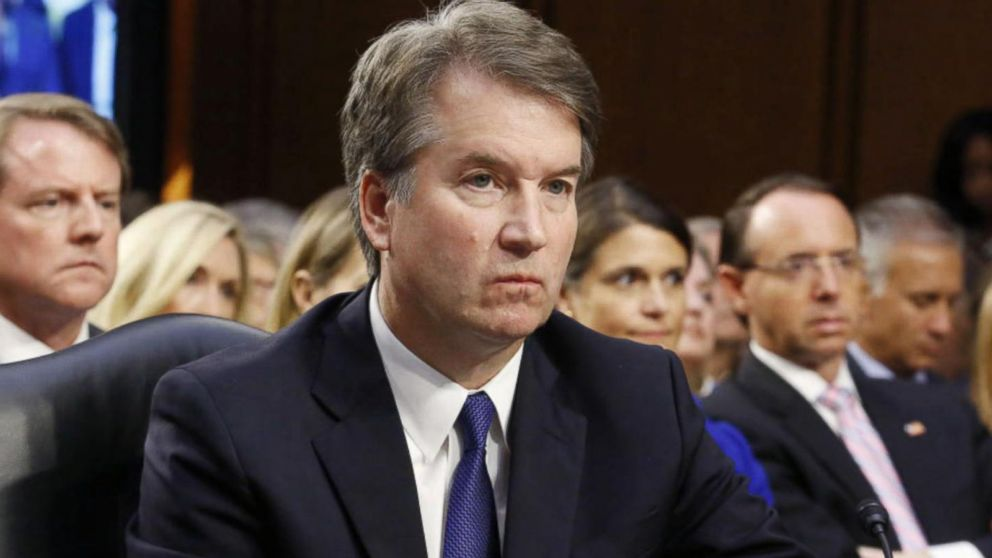 VIDEO: Kavanaugh under fire: Second accuser comes forward against Supreme Court nominee