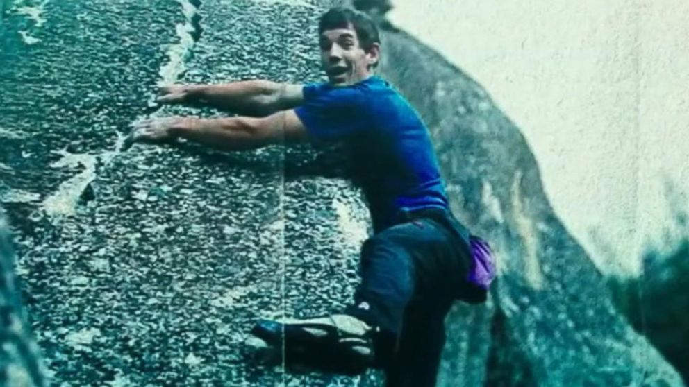VIDEO: How this climber made a solo journey up Yosemites El Capitan with no gear