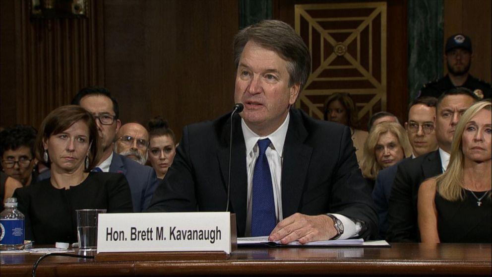 VIDEO: FBI investigates Supreme Court nominee Brett Kavanaugh allegations