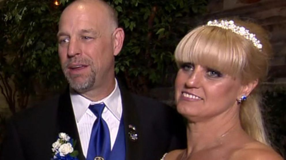 VIDEO: Vegas taking pictures survivors wed 1 year after bloodbath