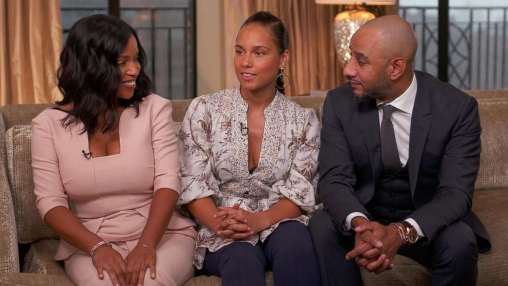 Alicia Keys On Co Parenting With Her Husband And His Ex Wife Video Abc News