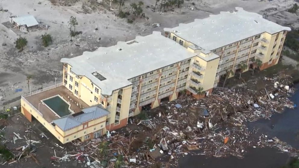 VIDEO: Hurricane Michael leaves destruction, thousands without power in its wake