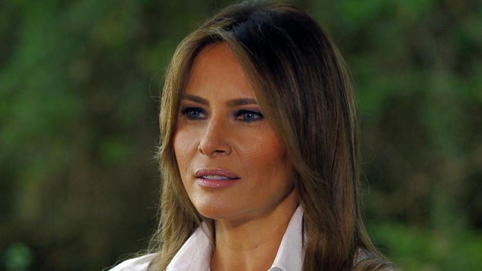VIDEO: First lady Melania Trump on immigration, family separation and the jacket: Part 1